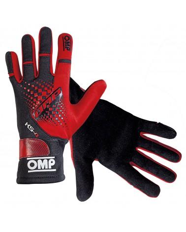 OMP KS4 kart gloves