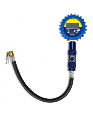 Manomètre de pression de pneus Sparco DIGITAL