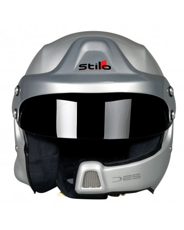 Stilo short visors for WRC helmets