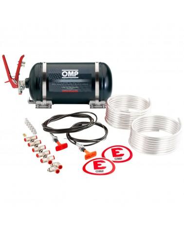 OMP mechanical steel Fire extinguiher 4.25 L