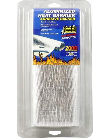 Cool It aluminized heat barrier
