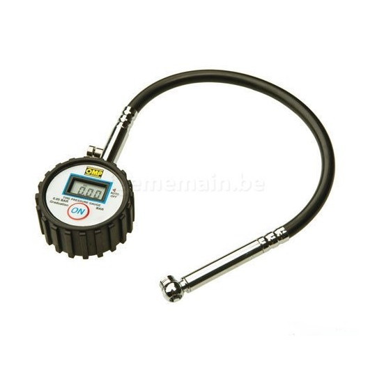 Manomètre de pression de pneus digital OMP