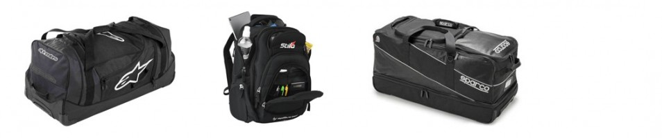 Kit bags & luggage