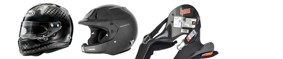 Racing & karting helmets
