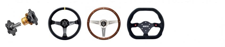 Steering wheels & bosses