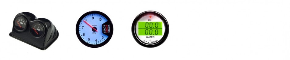 Gauges & tachometers