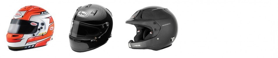 FIA Helmets