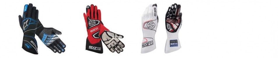 FIA auto race gloves